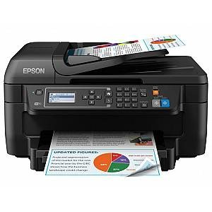Epson Drucker WorkForche WF-2750DWF - 4in1 WLAN-ALL-IN-ONE