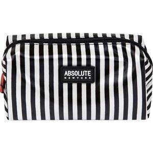 Absolute New York Accessoires Kosmetiktaschen  Mono Stripe Satin Cosmetic Bag  1 Stk.