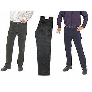 Arbeits Cord Jeans, oliv, Gr.60