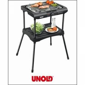 UNOLD BBQ Black Rack 58550 UNOLD
