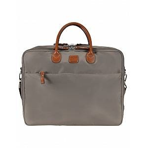 Bric's X-Travel Aktentasche 37 cm Bric's dove grey