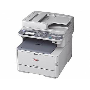 Oki Multifunktionsdrucker MC562dnw