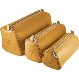 Acqua di Parma Accessoires Travel Collection  Cylindrical Beauty Zip Case Gr. L 1 Stk.
