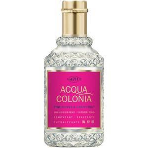 4711 Acqua Colonia Unisexdüfte Pink Pepper & Grapefruit  Eau de Cologne Spray  50 ml