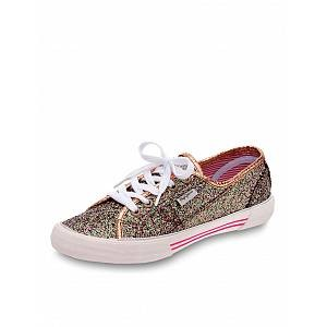Pepe Jeans Aberlady Sneaker Pepe Jeans Gold