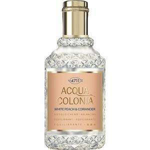 4711 Acqua Colonia Unisexdüfte White Peach & Coriander  Eau de Cologne Spray  50 ml