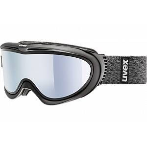 Uvex Skibrille Comanche TO black mat in black mat