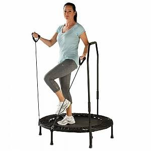 aktivshop Power Trampolin aktiv »Soft Swing« mit Griff