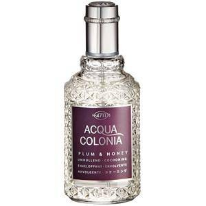 4711 Acqua Colonia Unisexdüfte Plum & Honey  Eau de Cologne Spray  50 ml