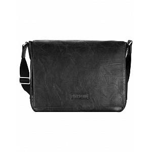 Camp David Mount Bear Messenger 37 cm Laptopfach Camp David schwarz