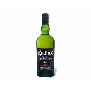 Ardbeg Whisky 10 Years Old mit Geschenkbox