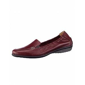 Caprice Slipper Caprice bordeaux