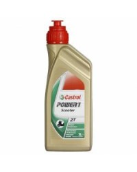 Castrol POWER 1 Scooter 2T 1 Liter Dose